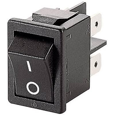Marquardt Toggle switch 1858.1103 250 V AC 10 A 2 x Off/On IP40 latch 1 pc(s)