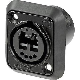 FO connector Neutrik NO2-4FDW-A Connector