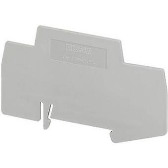 Phoenix Contact 3030747 ATP-STTB 4 Cut-off Plate Compatible with (details): PITTB 2.5 PITTB 4