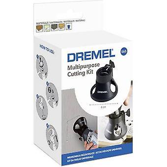 Dremel 2615056532 Multi-purpose milling attachment for DREMEL 565