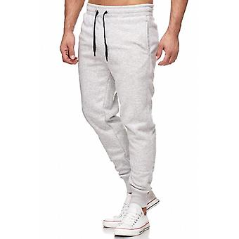Tazzio fashion men's jogging pants grey