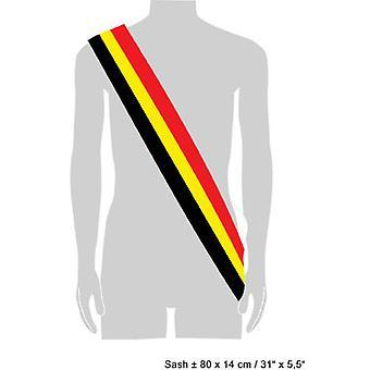 Anhänger-Artikel und Musikinstrumente Honorary Schärpe Belgien