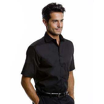 Kustom Kit Men's Superior Oxford Short Sleeved Shirt - KK117