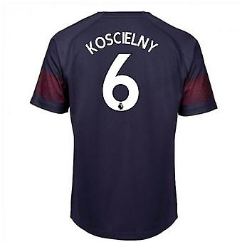 2018-2019 arsenal Puma Away Football Shirt (Koscielny 6)