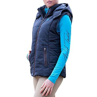 Mark Todd Womens/Ladies Winter Padded Gilet