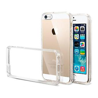 Stuff Certified ® Transparent Clear Silicone Case Cover TPU Case iPhone SE