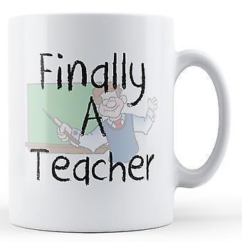 И наконец учителем - печатные кружки