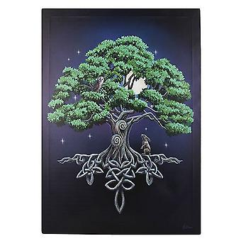 Lisa Parker Tree Of Life Canvas