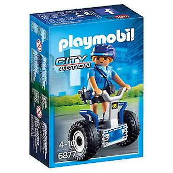 Playmobil 6877 Politie Segway