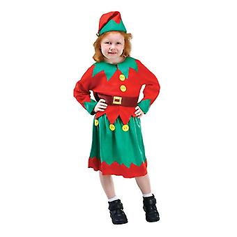 Bnov Santas Helper Elfe Kostüm