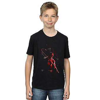 Marvel Boys Daredevil Painting T-Shirt