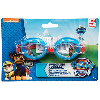 Kids Goggles Paw Patrol Chase & Marshall