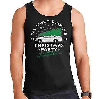 Griswold Family Christmas Party Men's Vest