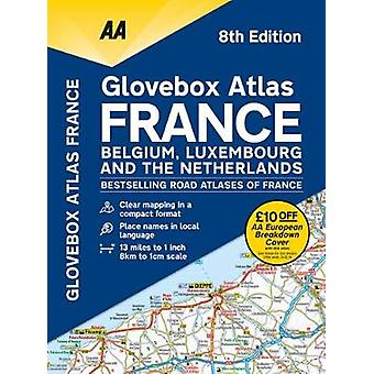 AA Glovebox Atlas France - 2019 by AA Glovebox Atlas France - 2019 - 97