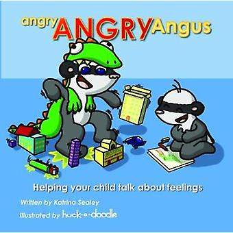 arg - arg Angus av Katrina Sealey - 9781786238689 bok