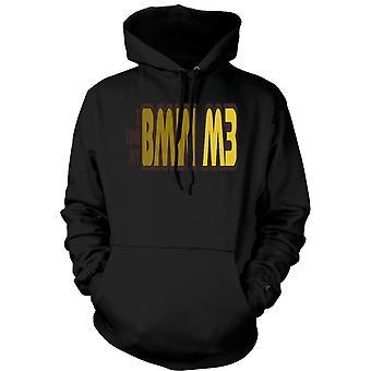 Mens Hoodie - I Love My BMW M3 - passionné de voiture