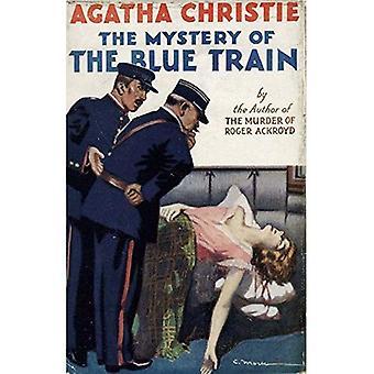 Mysteriet med blå toget (Poirot faksimile Edition)