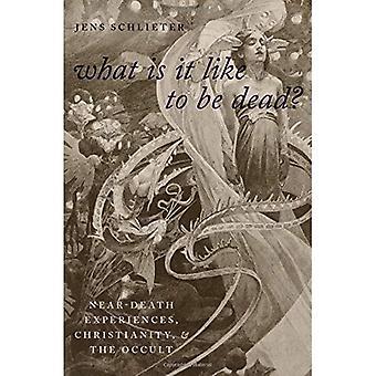 ¿Qué es estar muerto?: experiencias cercanas a la muerte, el cristianismo y el ocultismo (estudios de Oxford en el esoterismo occidental)