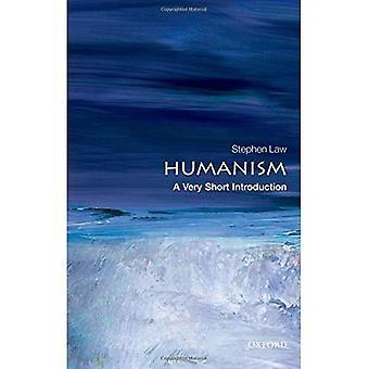 Humanizm: Bardzo krótkie wprowadzenie