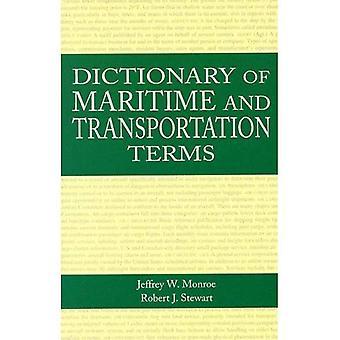 Sanakirja merenkulun ja liikenteen ehdot