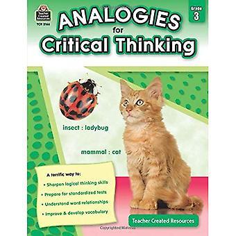 Analogieën voor kritisch denken, Grade 3