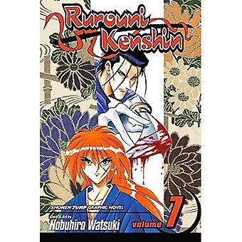Rurouni Kenshin: Volume 7 (Rurouni Kenshin): 7
