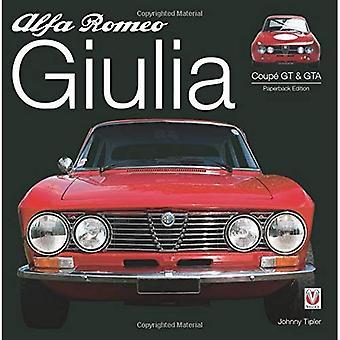 Alfa Romeo Giulia GT & GTA: Paperback upplagan (Häftad)