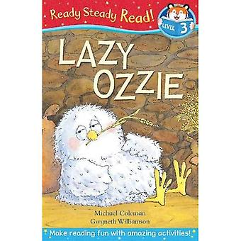 Lata Ozzie (Ready Steady Read)