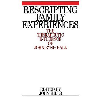Experiencia rescripting de la familia: La influencia terapéutica de John Byng-Hall