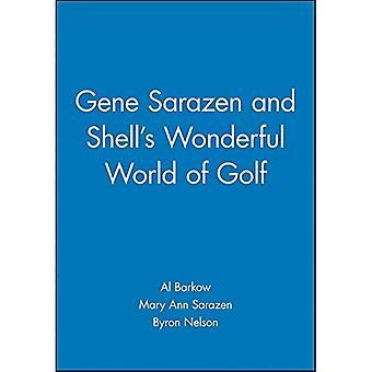 Gene Sarazen y cáscaras del maravilloso mundo del Golf