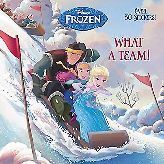 Toute une équipe! (Disney congelé) (Pictureback(r))