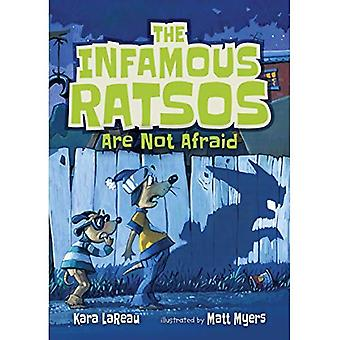 The Infamous Ratsos Are Not Afraid (Infamous Ratsos)