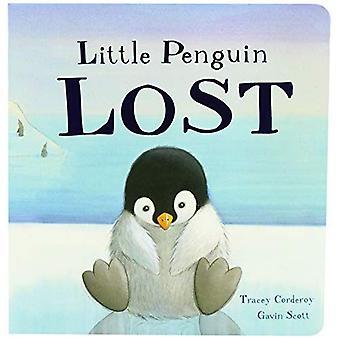 Little Penguin Lost [Board book]