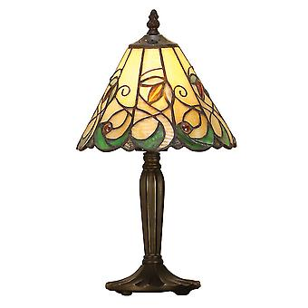 Jamelia Intermediate Tiffany Style Table Lamp - Interiors 1900 64196