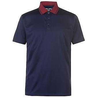 Pierre Cardin Mens Sports Poly Polo T Shirt T-Shirt Short Sleeve Top