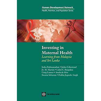 Investir na saúde materna na Malásia e no Sri Lanka por Padmanathan & Indra