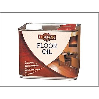 WOOD FLOOR OIL 2.5 LITRE