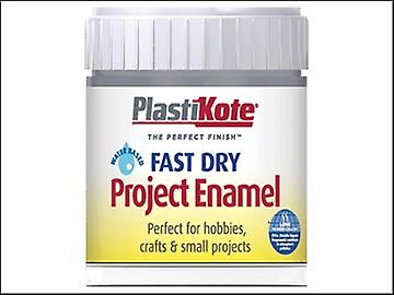 Plasti-kote Fast Dry Enamel Paint B52 Bottle Pewter 59ml