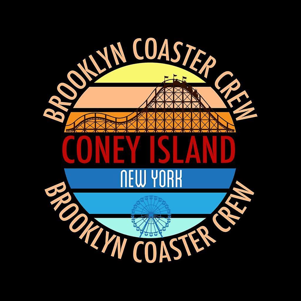 Coney Island Brooklyn Coaster bemanning Kid de Hooded Sweatshirt