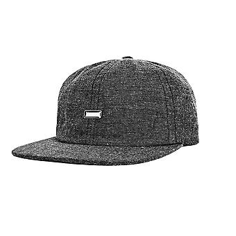 Brixton Madison Strapback Baseball Cap Black