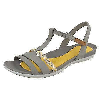 Ladies Clarks Casual sommar sandaler Tealite Grace