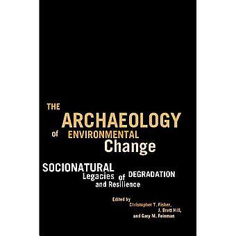 L'archéologie du changement environnemental