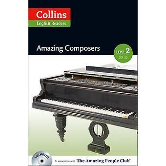 Amazing Composers - A2-B1 by Anna Trewin - Fiona Mackenzie - 978000754