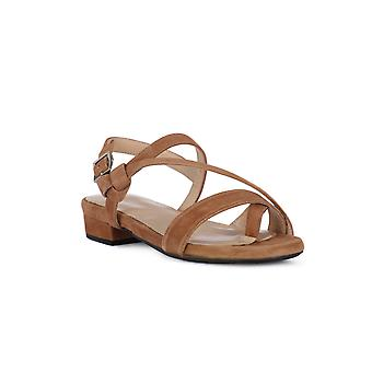 Frau Black suede Sandals