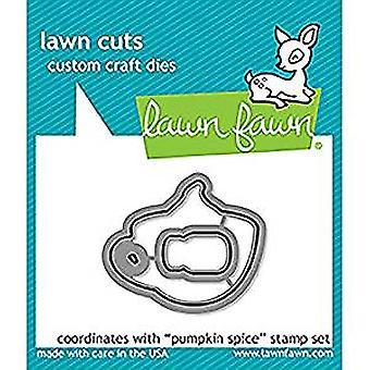 Lawn Fawn Pumpkin Spice Dies (LF1463)