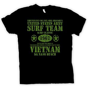 Mens T-shirt - Apocalypse Now Kilgores Surf Team
