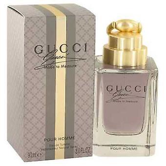 Gucci Made To Measure By Gucci Eau De Toilette Spray 3 Oz (men) V728-501603