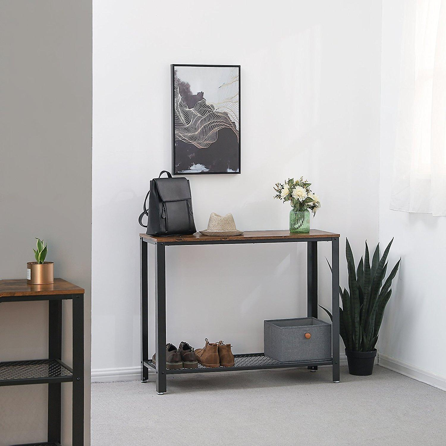 Industrial Neck table