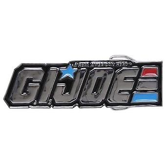 Ceinture Boucle - GI Joe - GI Joe Logo Anime Toys Gifts Licensed bb139141gij