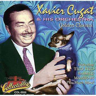Xavier Cugat & His Orchestra - Golden Classics [CD] USA import